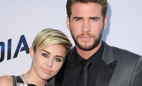 Liam Hemsworth posts rare photo of Miley Cyrus