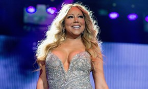 Mariah Carey dazzles at fundraiser for climate changes