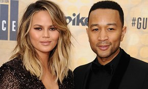 John Legend And Chrissy Teigen Reenact The 'All Of Me' Video Three Years Later
