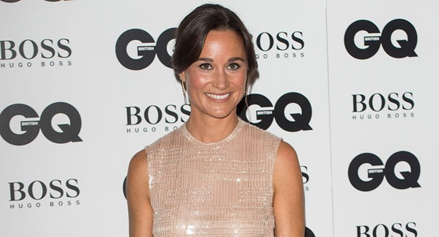 All About Pippa Middleton's Gigantic Engagement Ring