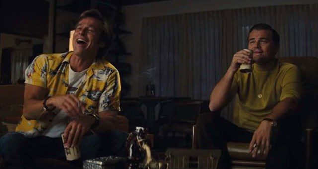 The full trailer for 'Once Upon a Time   In Hollywood' just