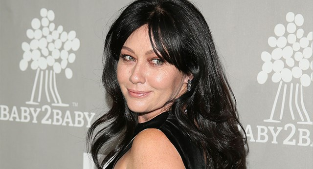 Shannen Doherty Shaves Her Head as She Battles Breast Cancer