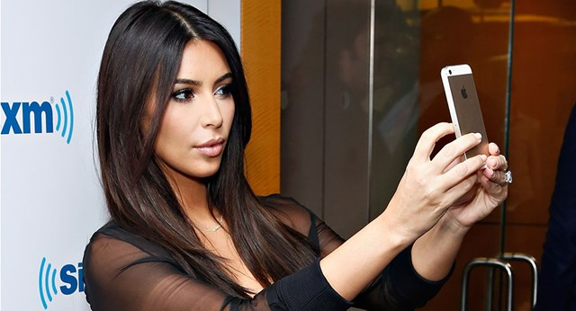 How much Kim Kardashian charges for a selfie