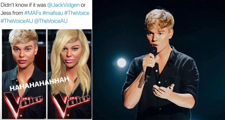 You won't believe how Jack Vidgen responds to jokes about