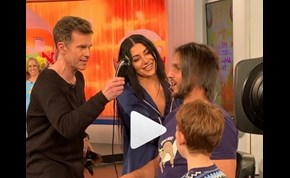 Married At First Sight's Michael Brunelli shaves hair for charity