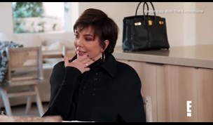 Kris Jenner gets emotional that she won't throw Christmas eve at her house anymore