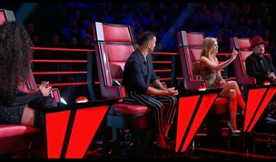 WATCH: Delta Goodrem and Boy George lash out at Kelly Rowland in heated Knockout round
