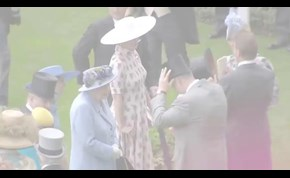 WATCH: Queen laughs at Mike Tindall at Royal Ascot