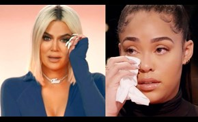 Khloe Kardashian confronts Jordyn Woods about Tristan cheating scandal