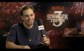WATCH: Dacre Montgomery reveals how shirtless he will be in Stranger Things season 3