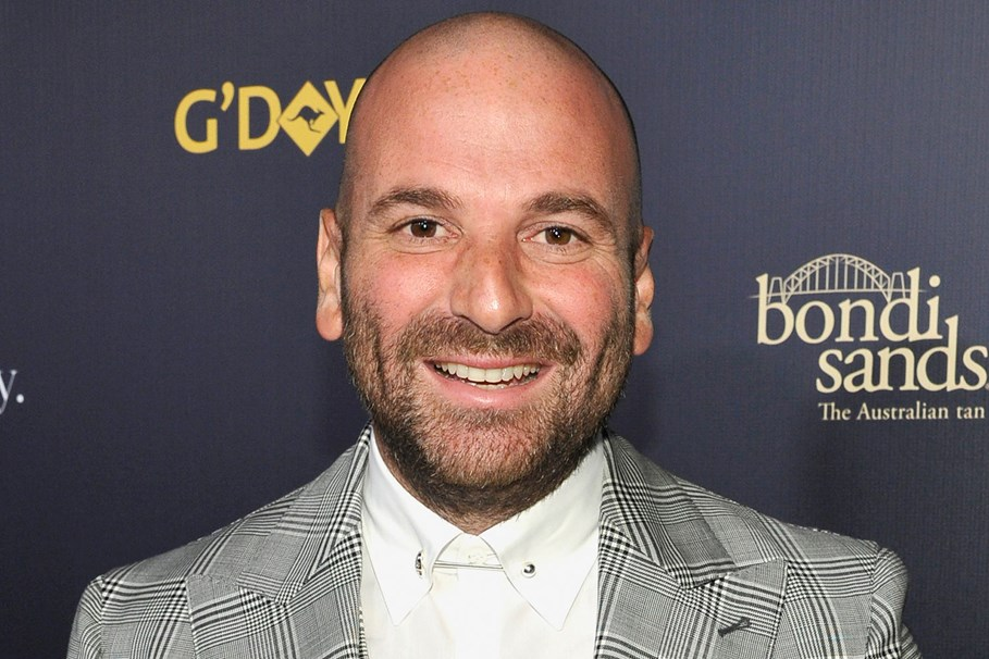 MasterChef judge George Calombaris sparks outrage after strange comment