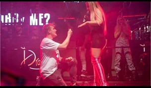 Jake Paul Proposes to Tana Mongeau