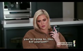Khloe Kardashian Says Tristan Thompson Threatened to Kill Himself