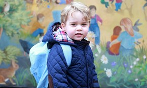 Prince George's Cutest Moments Over His First Three Years