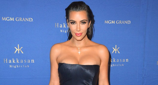 Kim Kardashian West Shares Adorable New Video of Giggly Son Saint