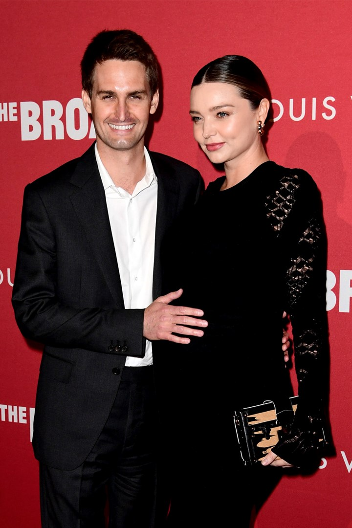 Miranda Kerr opens up about her pregnancy