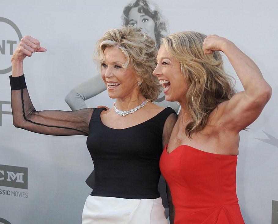 6 Jane Fonda Workout Videos That Will Get You Back In Shape