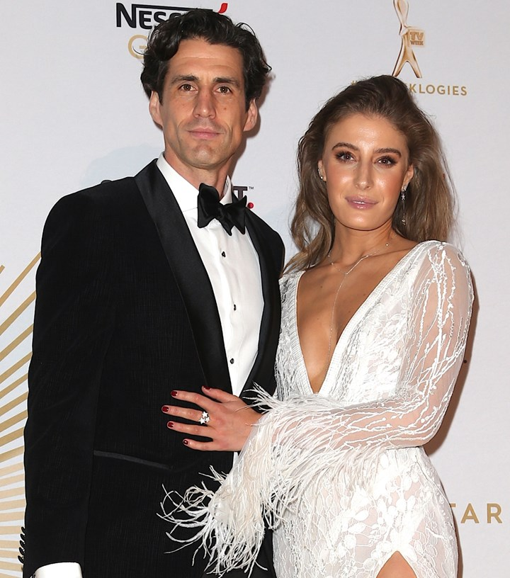 Rebecca Harding opens up about engagement to Andy Lee