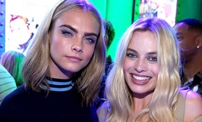 Cara Delevingne and Margot Robbie reveal the craziest places they have had sex