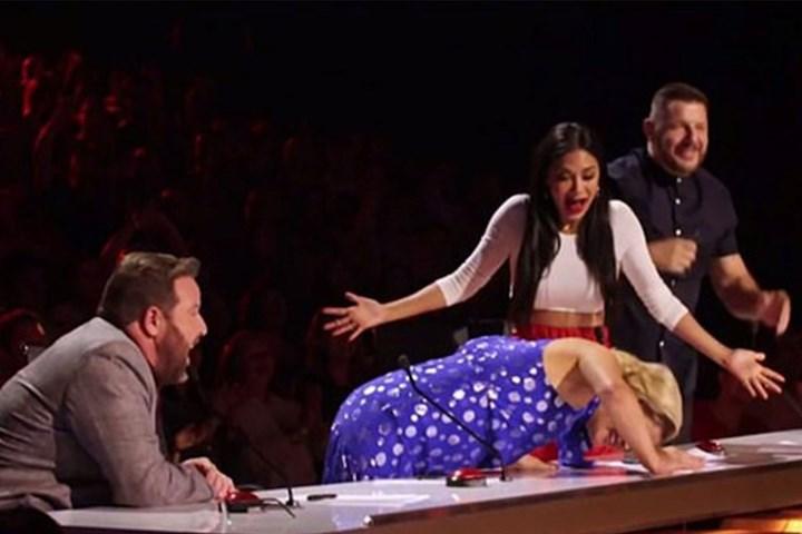 WATCH: Blind singer's incredible performance leaves Australia's Got