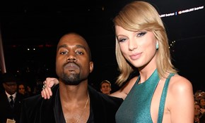 Kanye West disses Taylor Swift