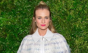 "Diane Kruger shows off her bikini body during ""workcation"""