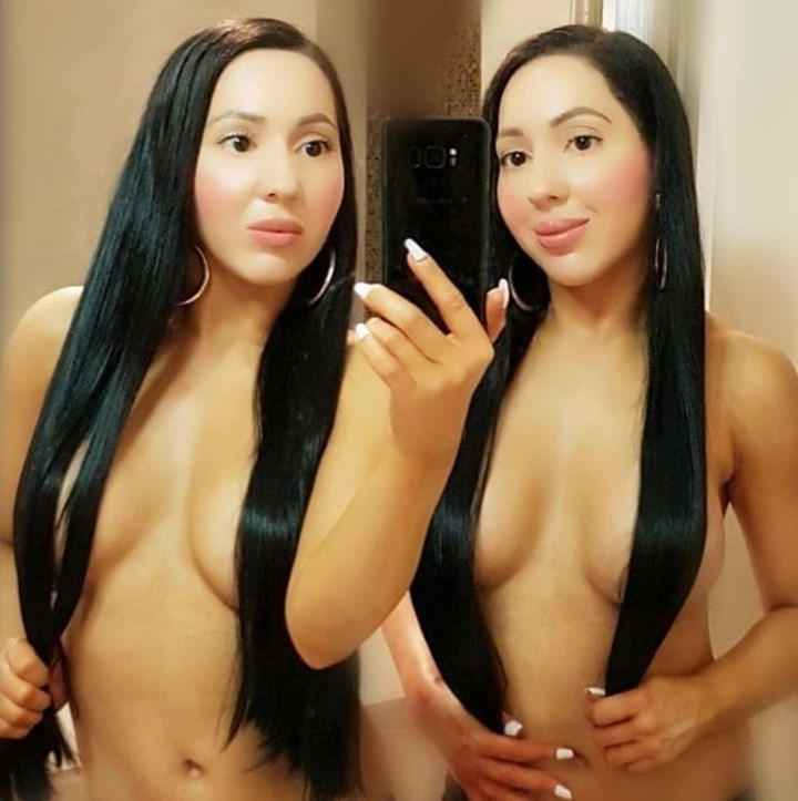 Identical twins have sex together