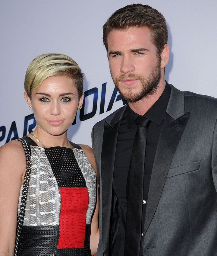 Liam and Miley's divorce turns nasty