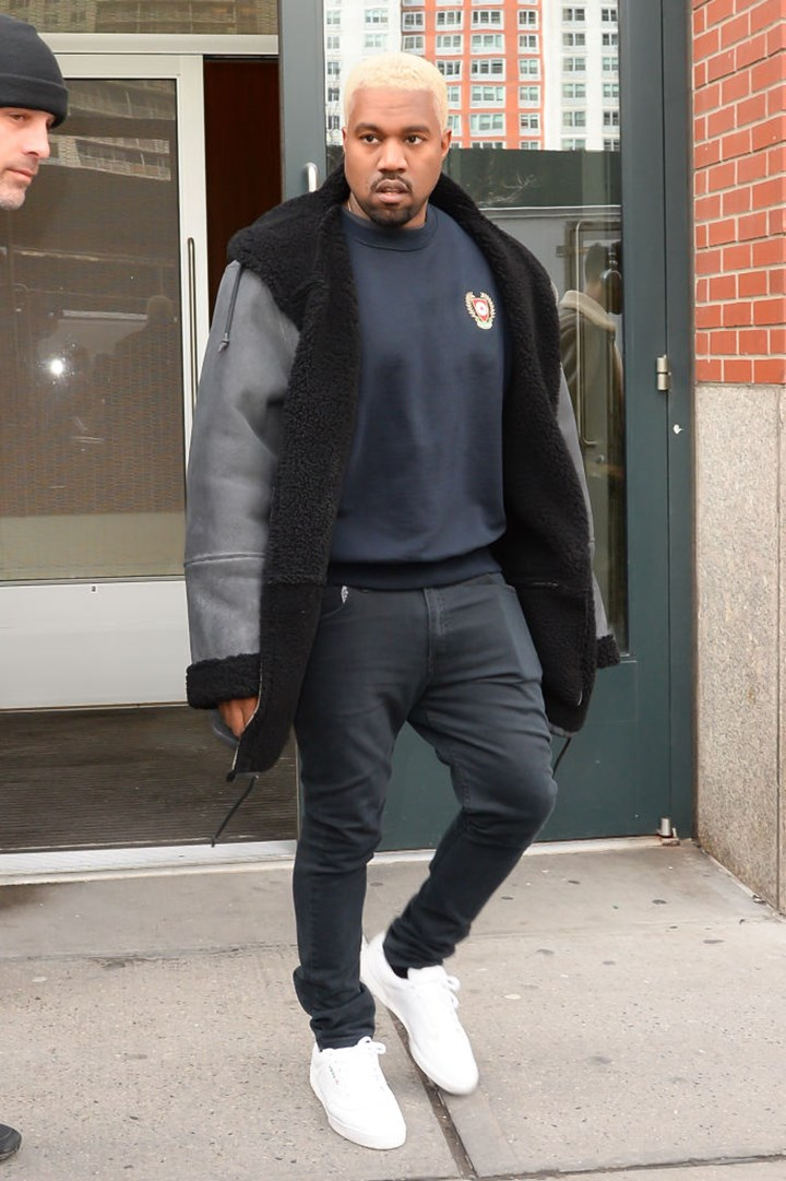 Kanye West Fashion Clothing His Top 20 Outfits Of All Time Who Magazine