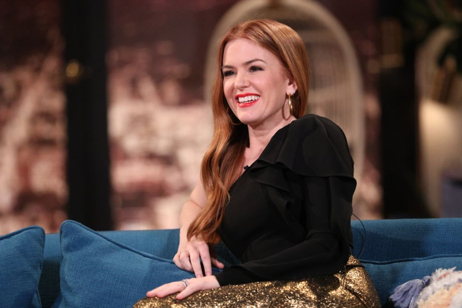 Get To Know The Actress, Writer, And Redhead Isla Fisher