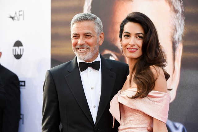 George Clooney Twins: Get To Know Alexander & Ella   WHO