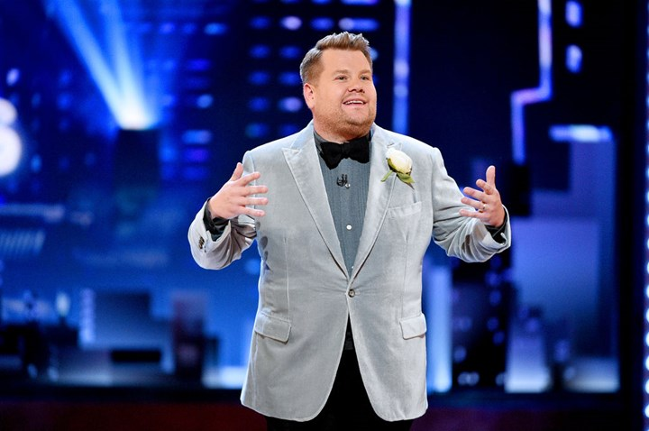 US talk show host James Corden to star on The Masked Singer?