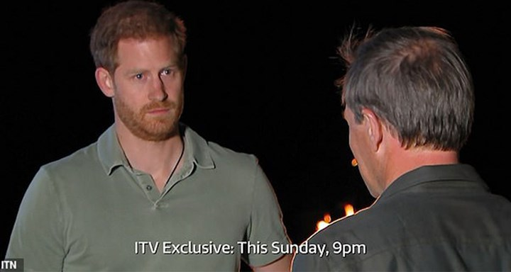 Prince Harry confirms royal rift in TV interview