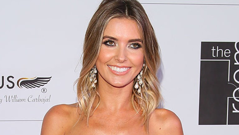 Audrina Patridge introduces newborn Kirra to fans with new pics