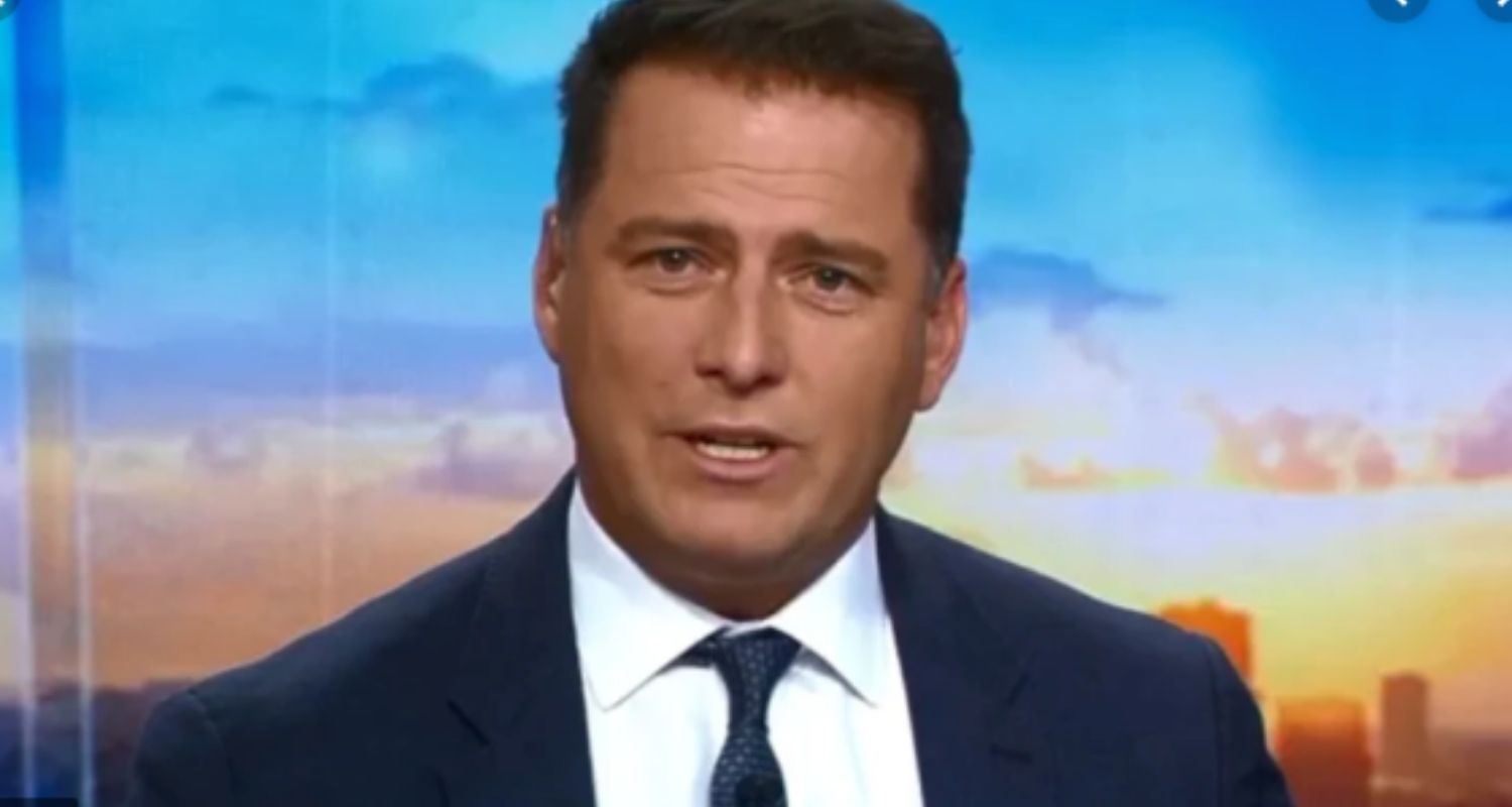 Karl Stefanovic loses his temper over question about ex-wife Cass