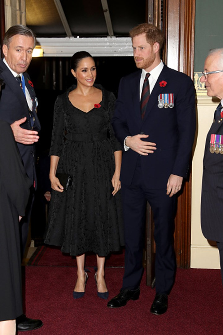 """Harry and Meghan felt """"uncomfortable"""" during reunion with William and Kate"""