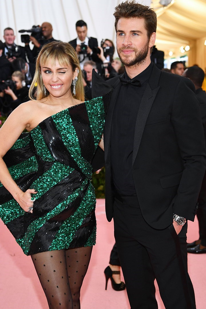 Miley and Liam forced to reunite to finalise divorce