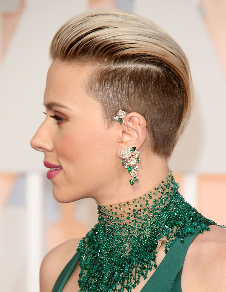 Slicked Back Hair For Women 5 Slick Back Hairstyles To Inspire Who Magazine