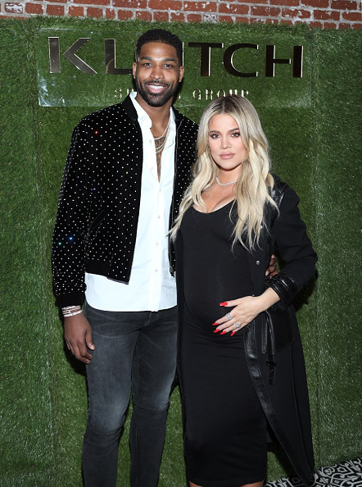 Rumour has it that Khloe and Tristan are back together