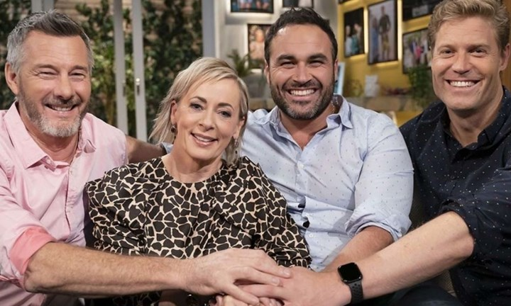 Network 10 axes fan favourite series 'The Living Room'