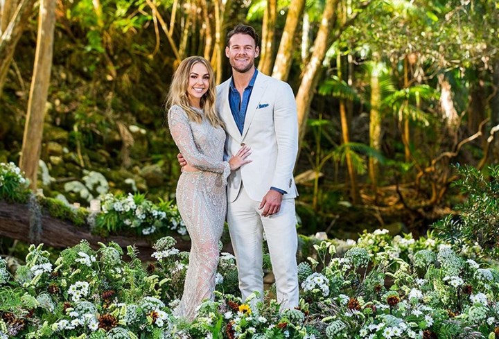 Bachelorette Angie Kent admits to fights with Carlin Sterritt