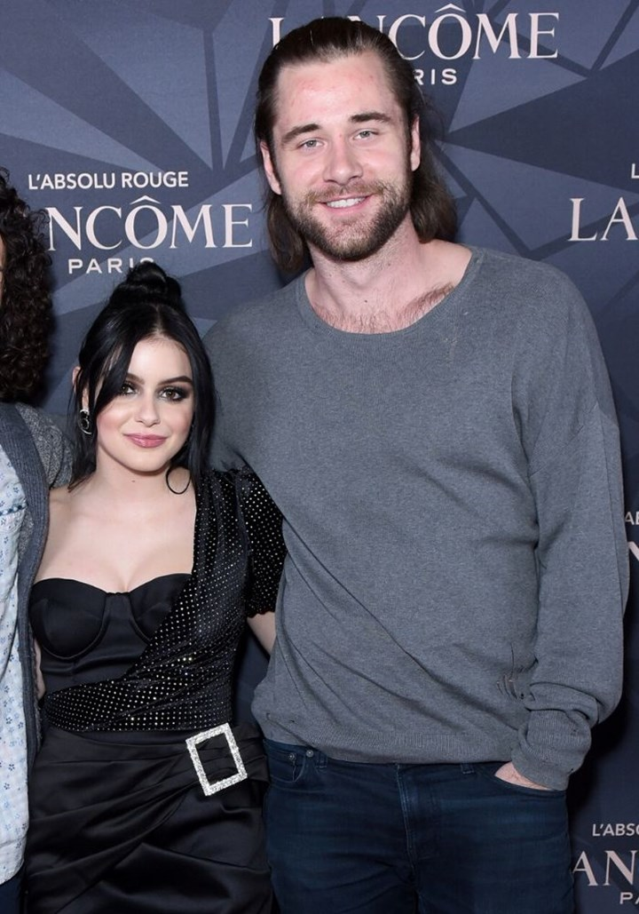 Ariel Winter goes public with new man