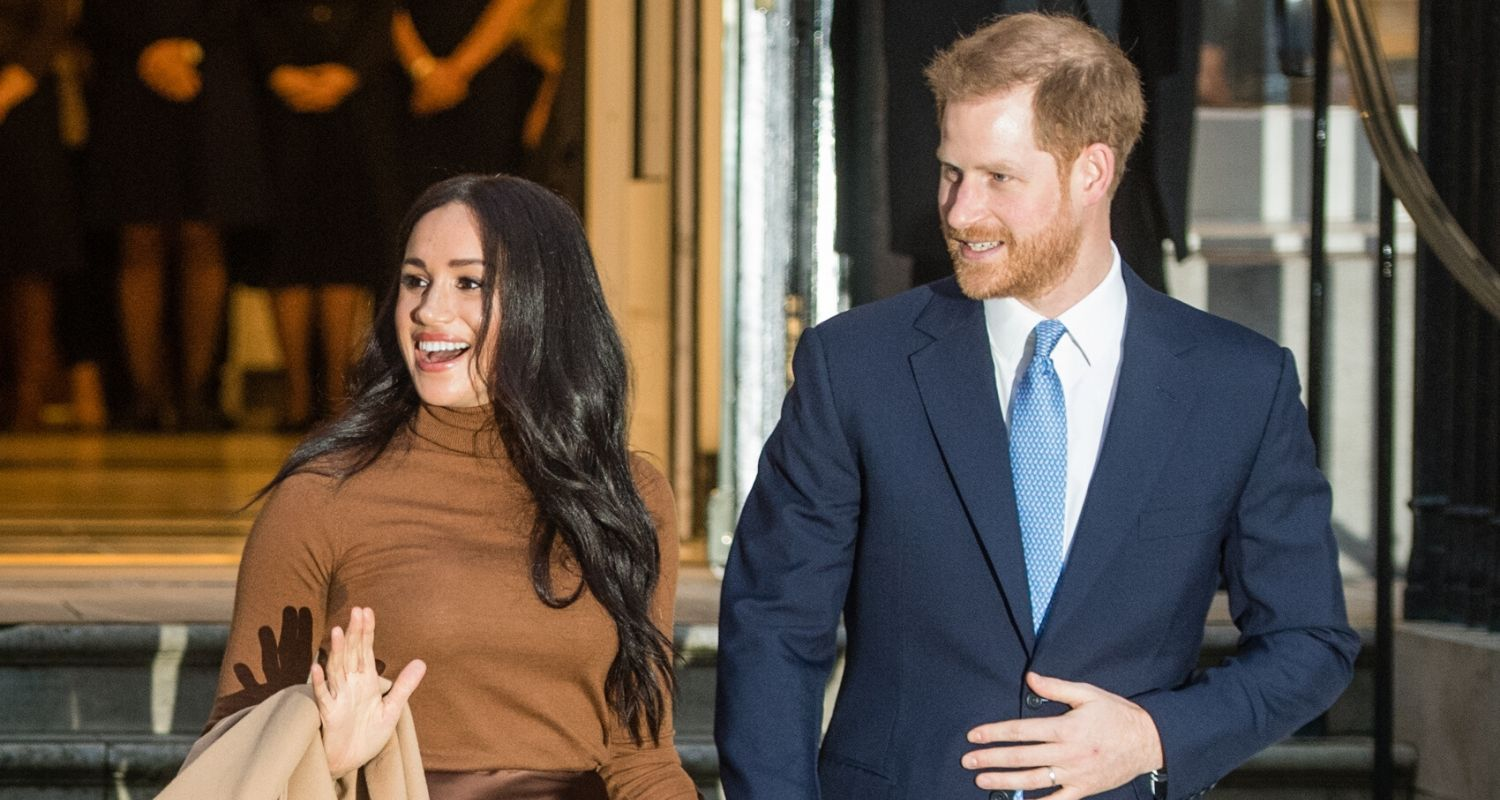 the subtle clue that suggests meghan markle is expecting baby no 2 who magazine who magazine