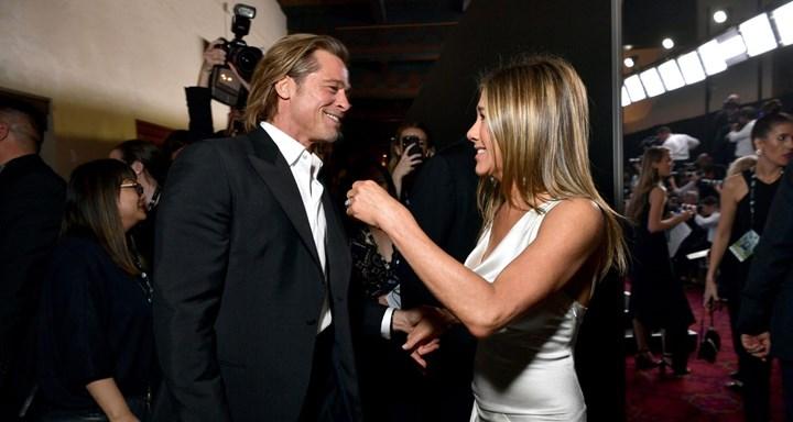 "Brad Pitt tells Jennifer Aniston: ""I'm sorry"""