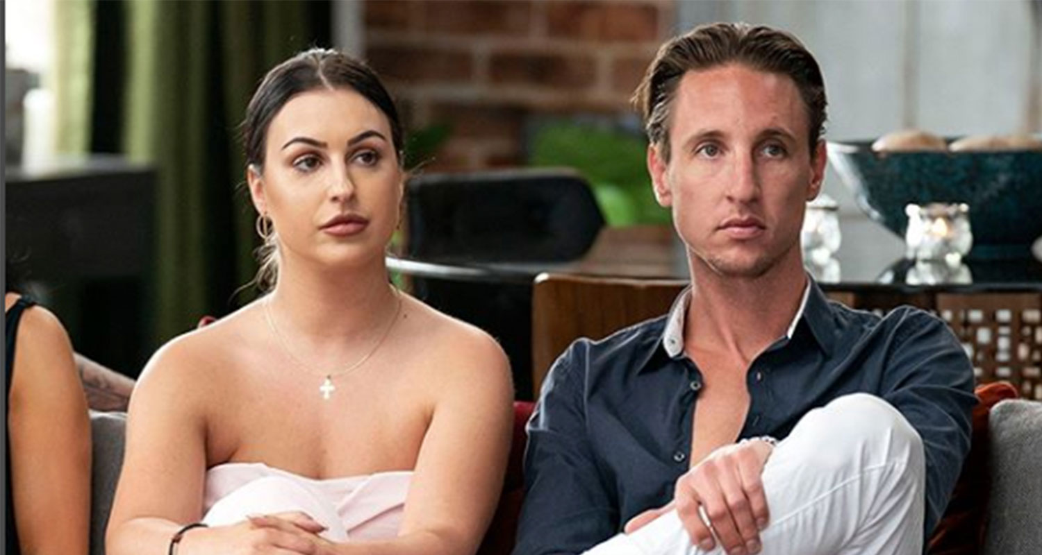 "MAFS' Aleksandra Markovic says ""Ivan has two personalities"""
