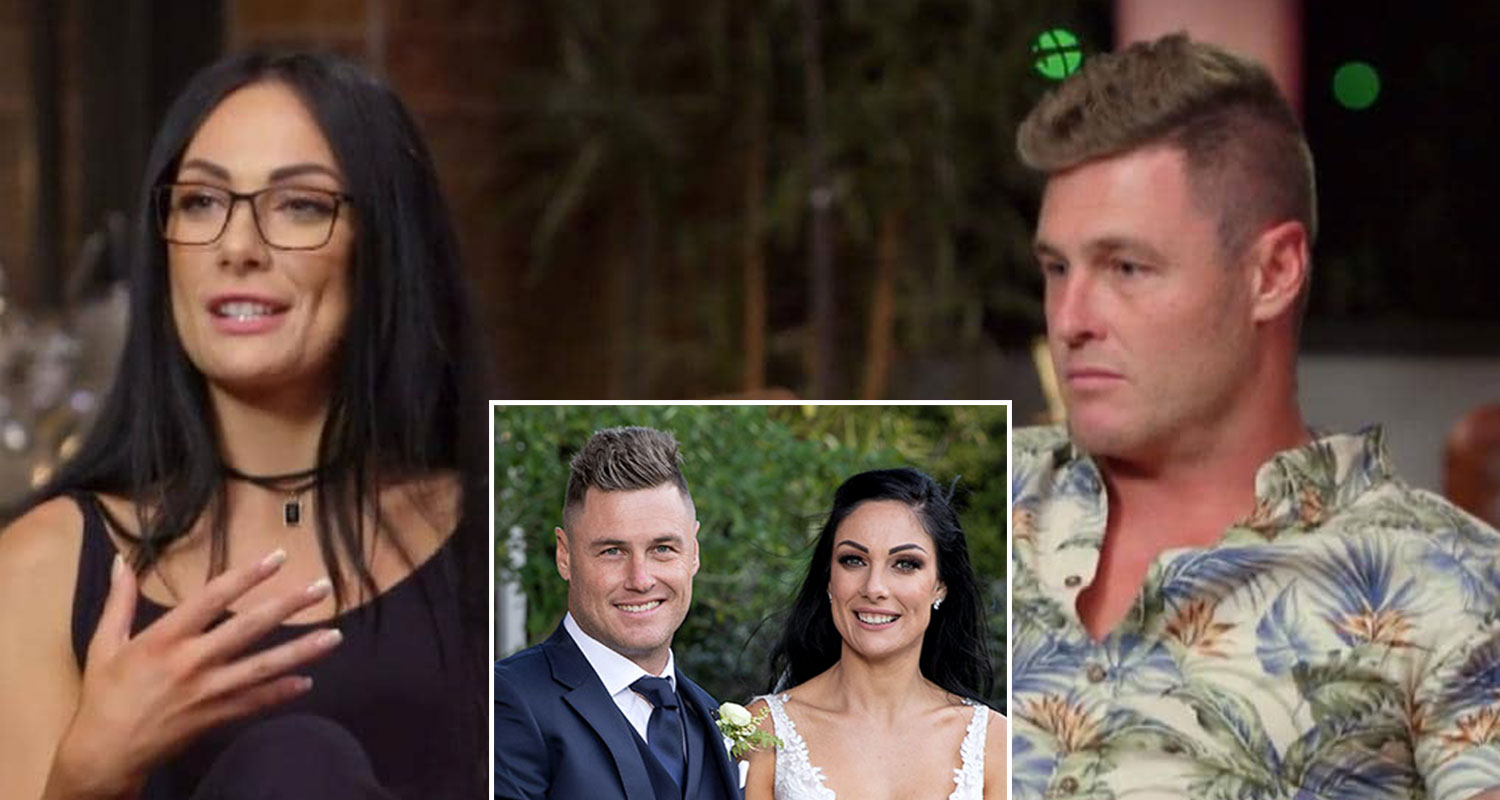 "MAFS' Chris Nicholls tells: ""I felt verbally beaten down by producers"""