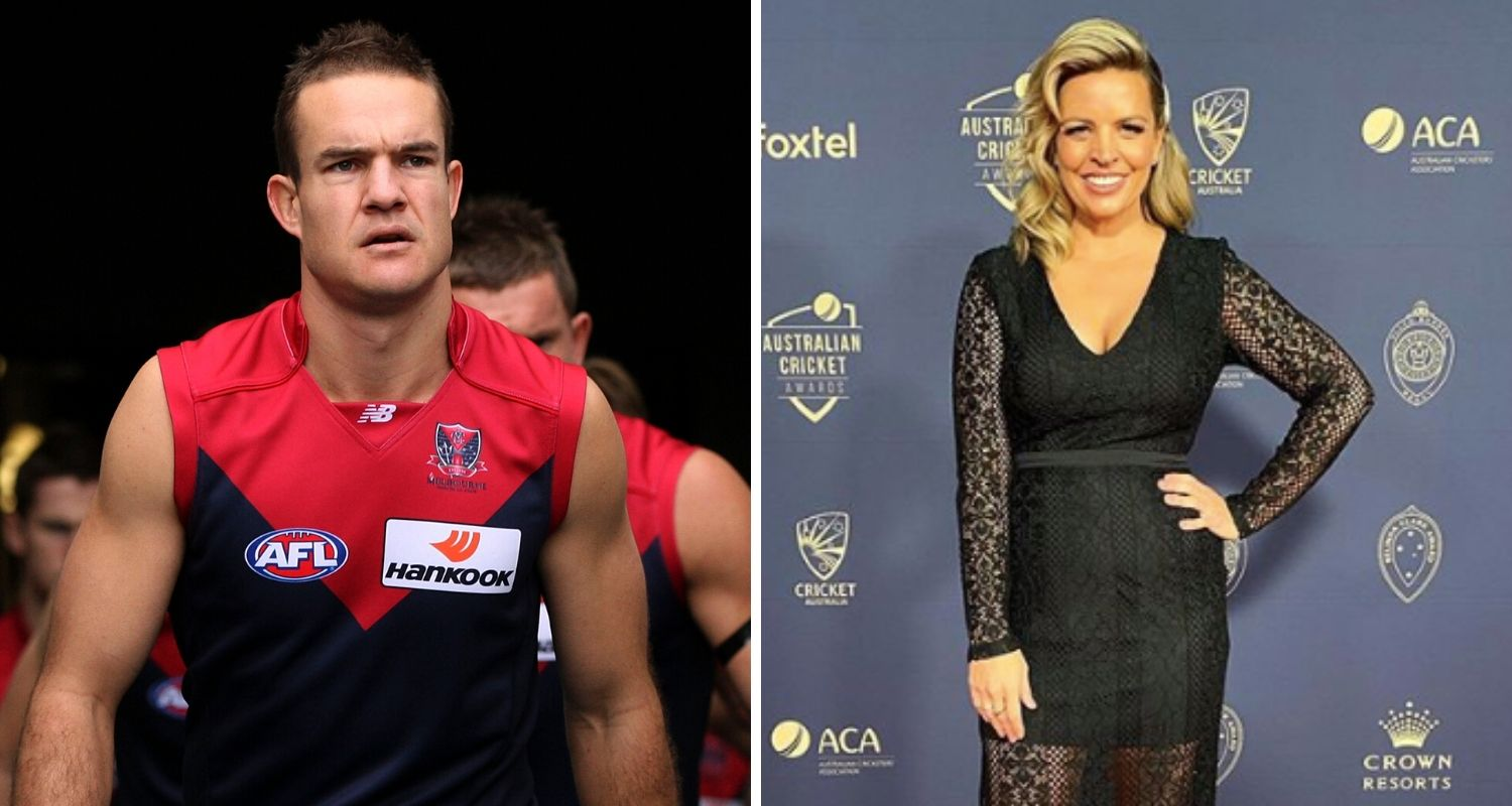 AFL star Brad Green confirms romance with Ten reporter Caty Price