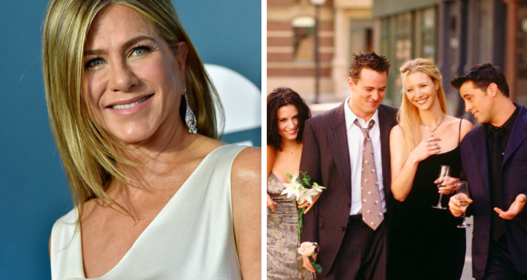 BREAKING: Jennifer Aniston confirms a Friends reunion is happening