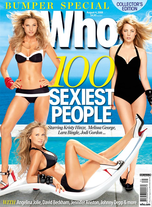 2008's cover