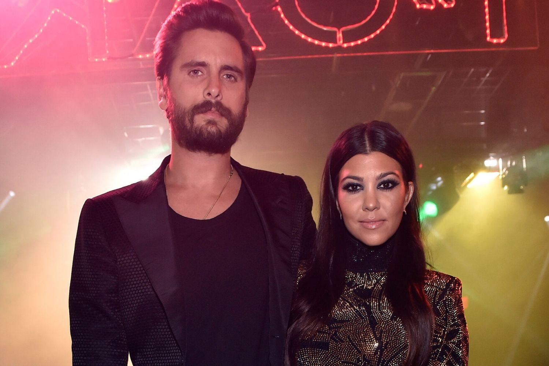 Kourtney Kardashian and Scott Disick back together at last!
